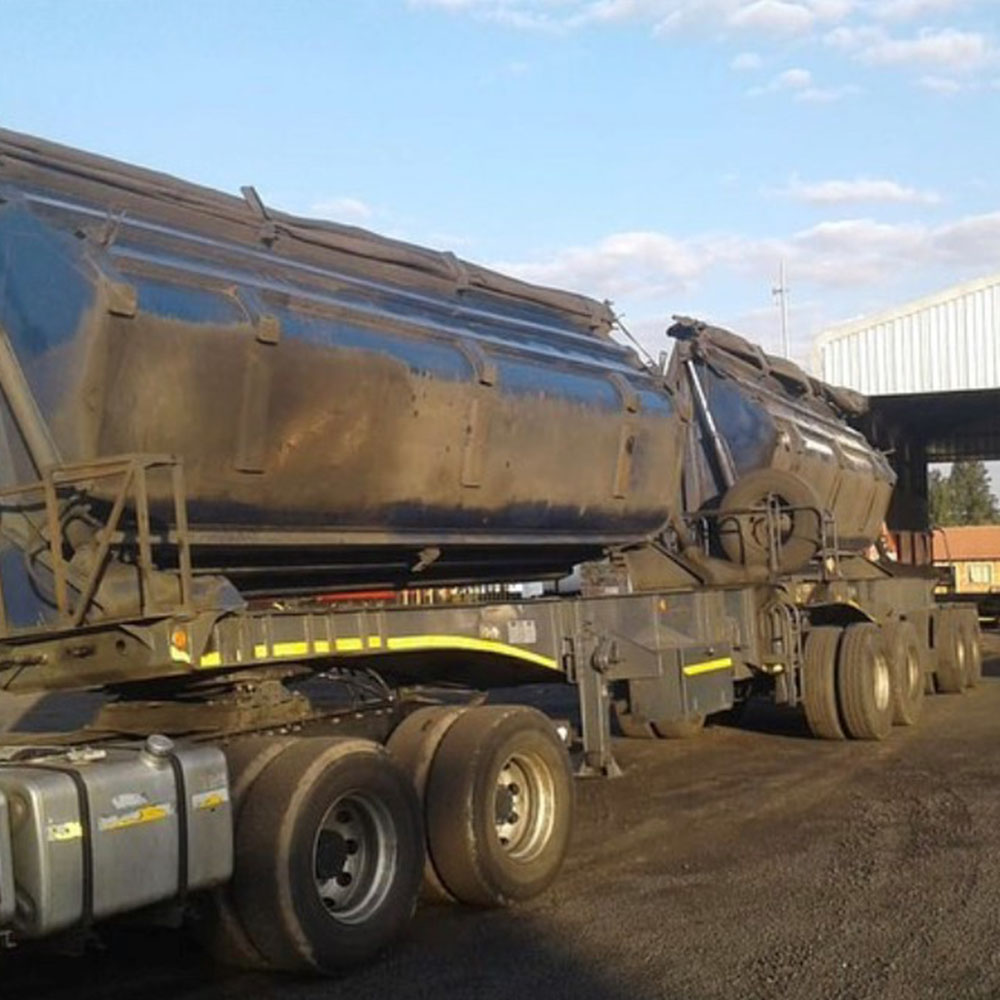 Coal transporting Mpumalanga