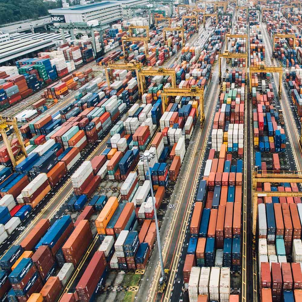 Logistics services Johannesburg